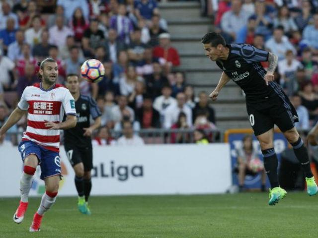 Granada - Real Madrid: Choáng váng với siêu dự bị