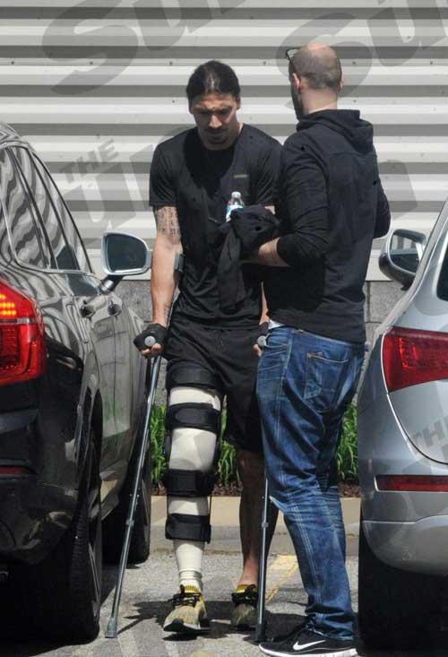 """MU: Mourinho vắt chanh bỏ vỏ, Ibra sắp """"ra đường"""" - 3"""