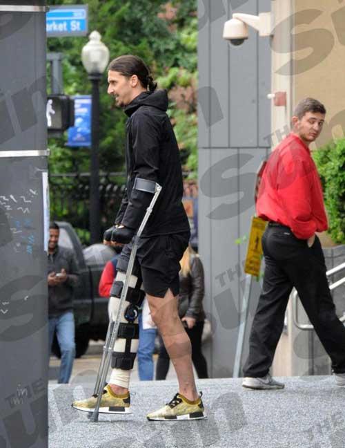 """MU: Mourinho vắt chanh bỏ vỏ, Ibra sắp """"ra đường"""" - 7"""