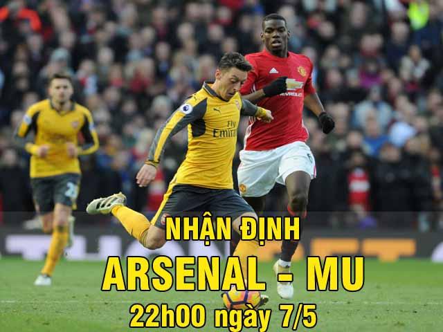 Arsenal - MU: Người thờ ơ, kẻ