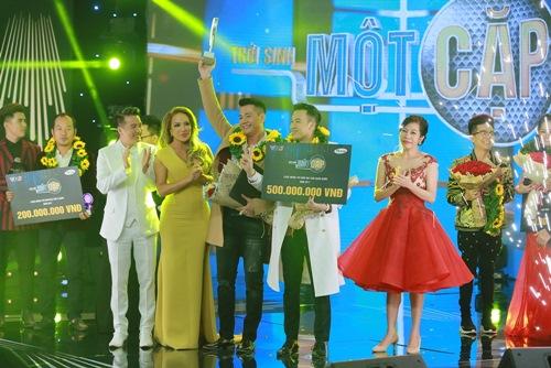 Dương Triệu Vũ đăng quang trong show Mr. Đàm làm giám khảo - 2