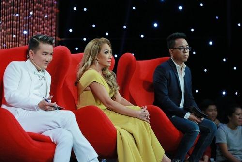 Dương Triệu Vũ đăng quang trong show Mr. Đàm làm giám khảo - 1
