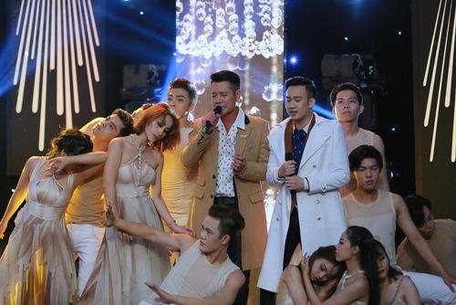 Dương Triệu Vũ đăng quang trong show Mr. Đàm làm giám khảo - 4