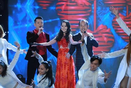 Dương Triệu Vũ đăng quang trong show Mr. Đàm làm giám khảo - 5