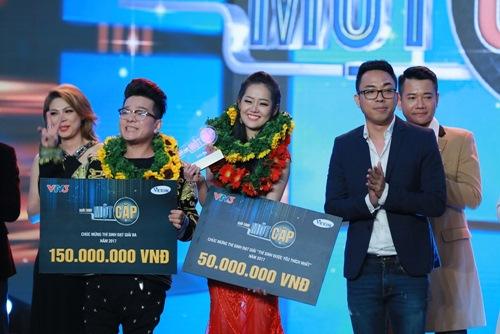 Dương Triệu Vũ đăng quang trong show Mr. Đàm làm giám khảo - 11