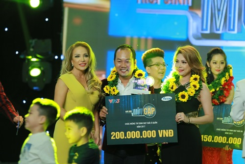Dương Triệu Vũ đăng quang trong show Mr. Đàm làm giám khảo - 8