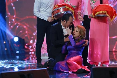 Dương Triệu Vũ đăng quang trong show Mr. Đàm làm giám khảo - 7