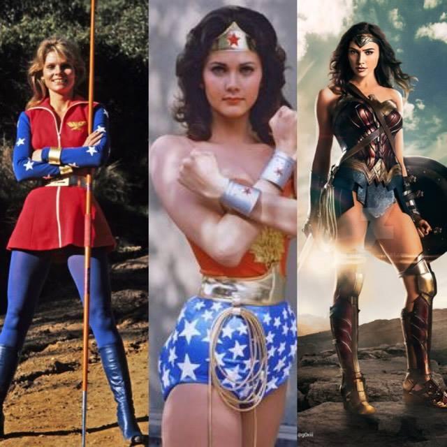 Các nữ siêu anh hùng ngày càng nóng bỏng trong các phiên bản sau - 1