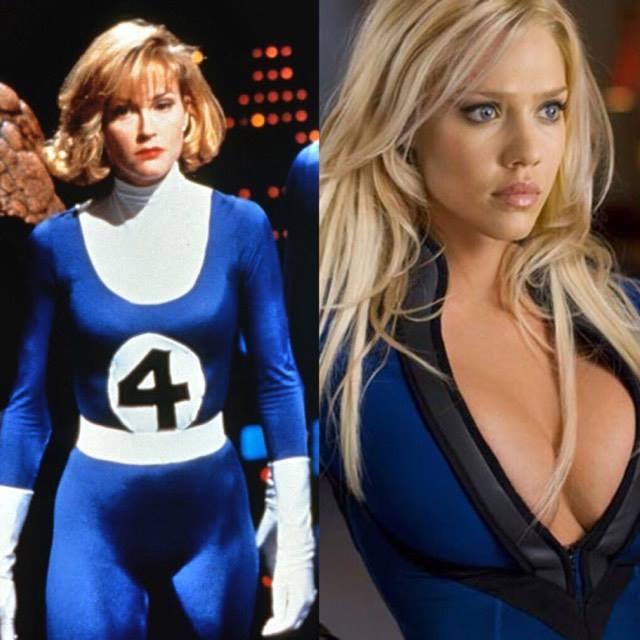 Các nữ siêu anh hùng ngày càng nóng bỏng trong các phiên bản sau - 7