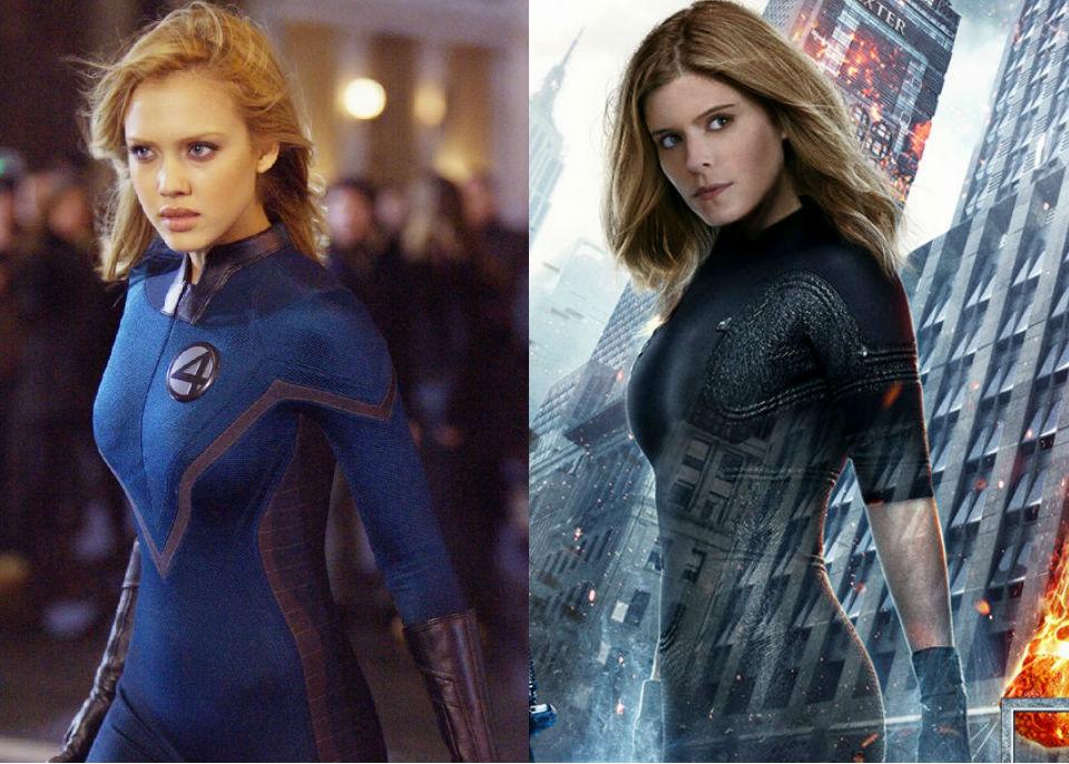 Các nữ siêu anh hùng ngày càng nóng bỏng trong các phiên bản sau - 8