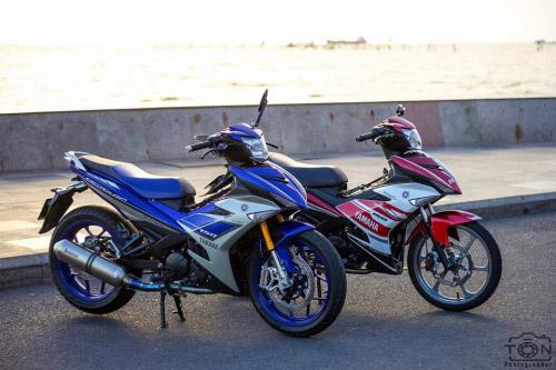 Ngắm bộ đôi Yamaha Exciter 150 biển tứ quý độ 'ngầu' của biker Việt - 5