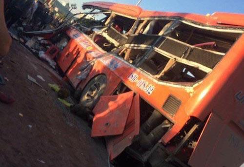Ảnh: Hiện trường vụ tai nạn thảm khốc ở Gia Lai - 4