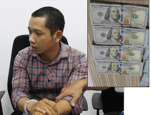 Tiết lộ bất ngờ về khẩu súng trong vụ cướp ngân hàng ở Trà Vinh - 1