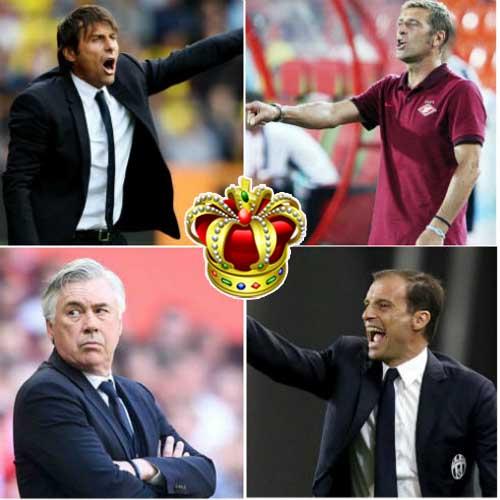"""Vô địch Ngoại hạng Anh: Conte giúp người Ý làm """"vua châu Âu"""" - 1"""