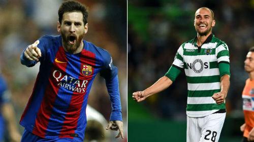 Messi đua Giày vàng với sao lạ, mất ngôi Vua kiến tạo - 1
