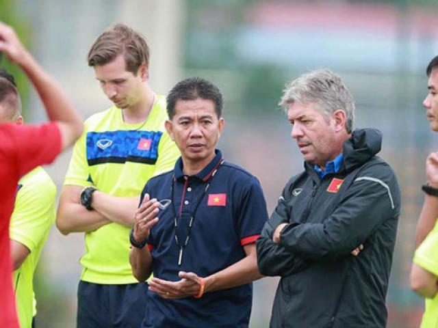 Chiếc băng đội trưởng và vai trò thủ lĩnh ở đội U-20 VN