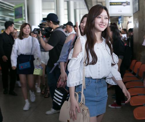 Nhóm nữ Hàn quá xinh khiến fan Việt phát cuồng - 4