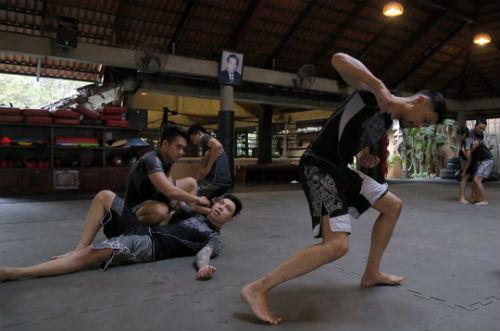 Võ cổ truyền Việt và MMA, ai hơn? - 1