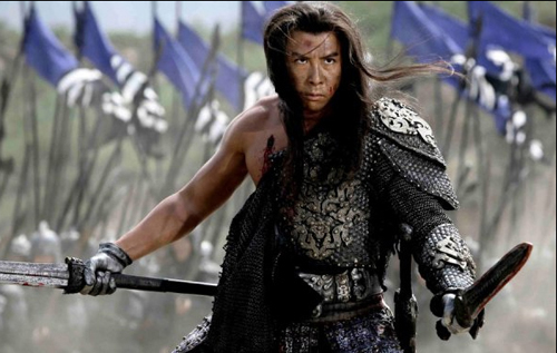 Chân Tử Đan khiến ngàn binh lính khiếp sợ với món võ cao cường - 2