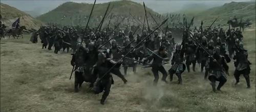 Chân Tử Đan khiến ngàn binh lính khiếp sợ với món võ cao cường - 3