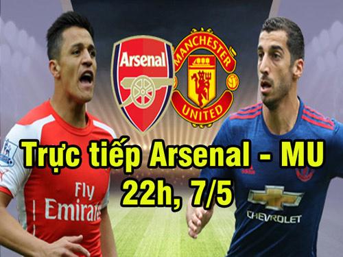 Chi tiết Arsenal - MU: Không có hy vọng (KT) - 12