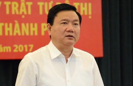 Ông Đinh La Thăng bị cảnh cáo, cho thôi chức Uỷ viên Bộ Chính trị - 1
