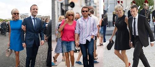 Hơn chồng 24 tuổi, vợ ứng viên Tổng thống Pháp vẫn trẻ bất ngờ - 9