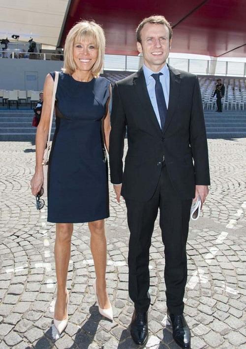 Hơn chồng 24 tuổi, vợ ứng viên Tổng thống Pháp vẫn trẻ bất ngờ - 11