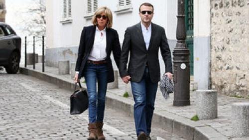 Hơn chồng 24 tuổi, vợ ứng viên Tổng thống Pháp vẫn trẻ bất ngờ - 12