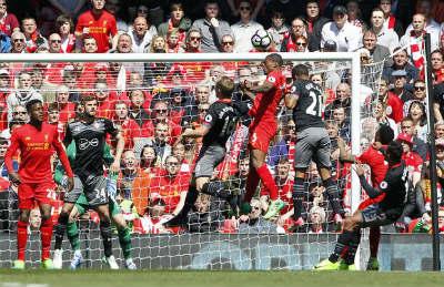 Chi tiết Liverpool - Southampton: Không khác gì thất bại (KT) - 3