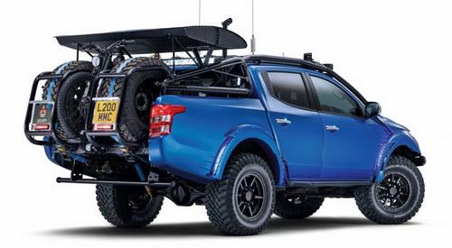 """Bán tải Mitsubishi Triton độ """"tới nóc"""" là phải như thế này! - 2"""