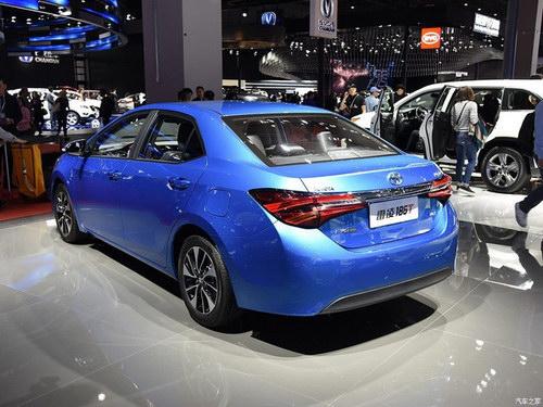 """Toyota Levin 2017: Phiên bản """"độc, lạ"""" của Corolla Altis - 2"""