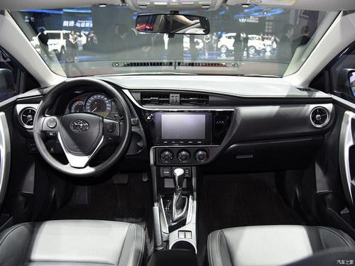 """Toyota Levin 2017: Phiên bản """"độc, lạ"""" của Corolla Altis - 3"""