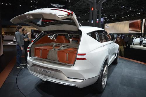 Genesis GV80: SUV hạng sang cỡ lớn đến từ Hàn Quốc - 3