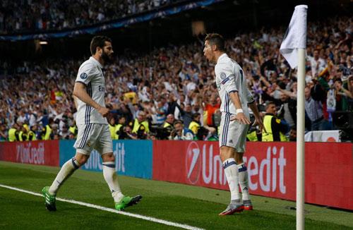 """Ghi tới 9 bàn sau 5 trận: Ronaldo """"tu luyện đắc đạo"""" - 1"""