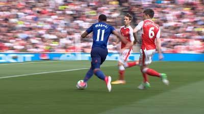 Chi tiết Arsenal - MU: Không có hy vọng (KT) - 4