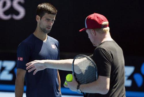 Djokovic: Cắp sách học Nadal, hạ mình bái sư Becker - 1