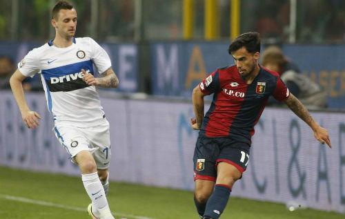 Genoa - Inter: Thẻ đỏ, hỏng phạt đền và thảm bại - 1
