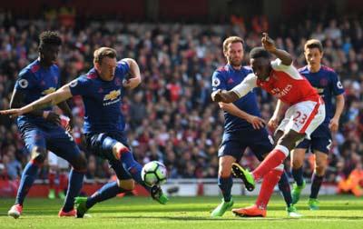 Chi tiết Arsenal - MU: Không có hy vọng (KT) - 5