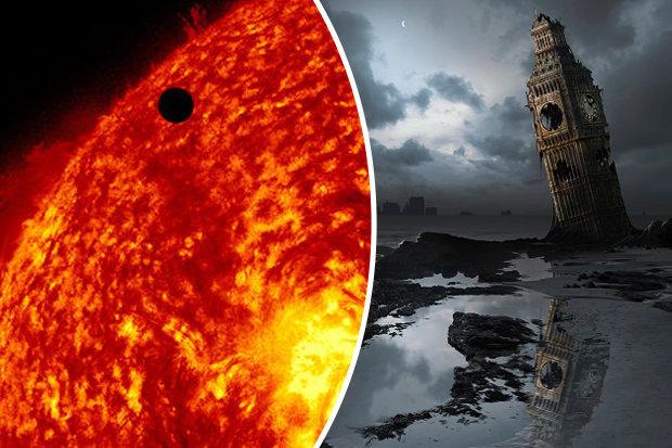 Phát hiện lỗ hổng trên Mặt trời có thể tàn phá Trái đất - 2