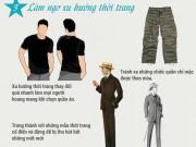 9 cách phối đồ cực hay ho hoàn hảo cho nam giới chỉ mất vài phút