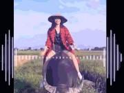 Ca nhạc - MTV - Choáng với hình ảnh Đông Nhi đội nón lá, cưỡi trâu ra đồng