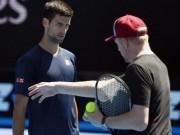 Thể thao - Djokovic: Cắp sách học Nadal, hạ mình bái sư Becker