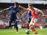 Arsenal - MU: Định đoạt derby trong 3 phút