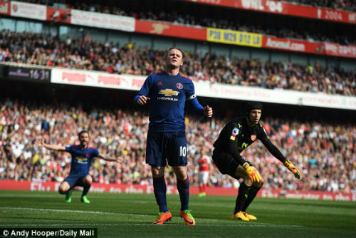 "Đại chiến Arsenal - MU: Wenger thoát ""lời nguyền"" Mourinho - 4"