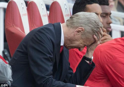 "Đại chiến Arsenal - MU: Wenger thoát ""lời nguyền"" Mourinho - 6"