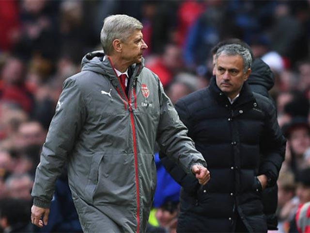 Đại chiến Arsenal - MU: Wenger thoát