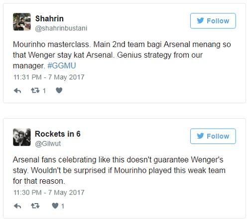 """Thuyết âm mưu: Mourinho tự thua vì """"ngân hàng điểm"""" Wenger - 2"""