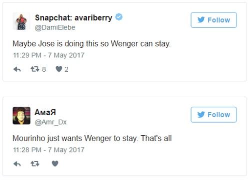 """Thuyết âm mưu: Mourinho tự thua vì """"ngân hàng điểm"""" Wenger - 3"""