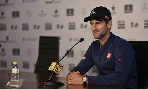 Tin thể thao HOT 8/5: Djokovic vẫn mê quần vợt - 3